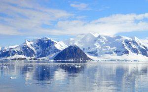 Ocean Kinetics in Antarctica