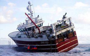 Ocean Kinetics successfully rescue the Rosebloom vessel