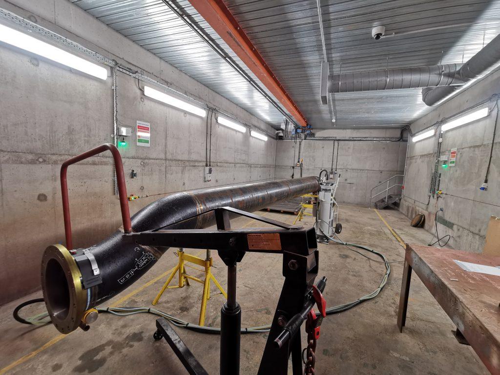 Ocean Kinetics Brand New Non-Destructive Testing (NDT) Facility in Shetland