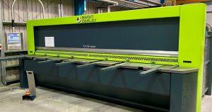 Ocean Kinetics brand new SafanDarley M-shear machine