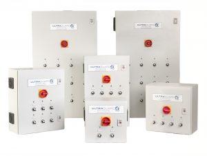 Ultraguard control panel family