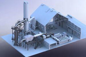 Ocean Kinetics Engine CAD for SSE
